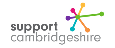 Support Cambridgeshire logo